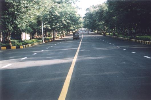 clean roads